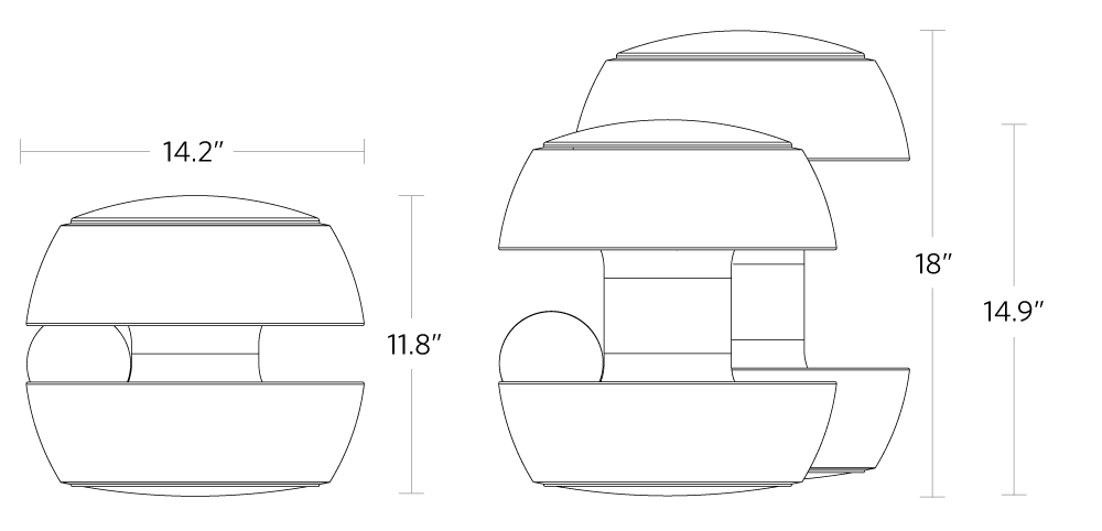 fully ongo kit dimensions spec
