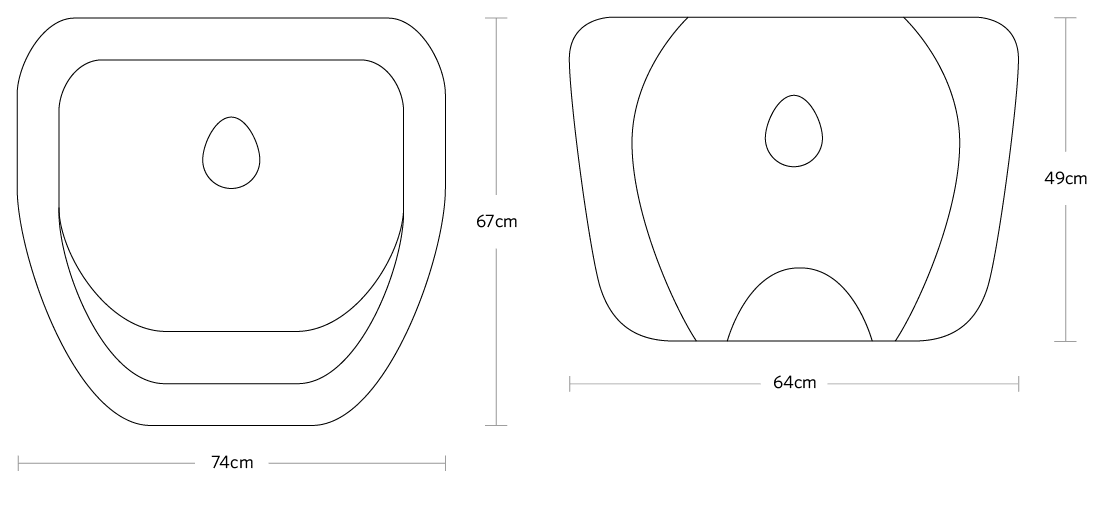 fully topo anti fatigue mat dimensions
