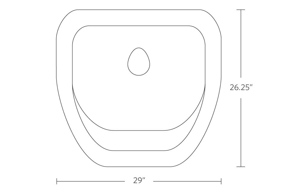 fully topo mini and topo anti fatigue mats topo standard shape