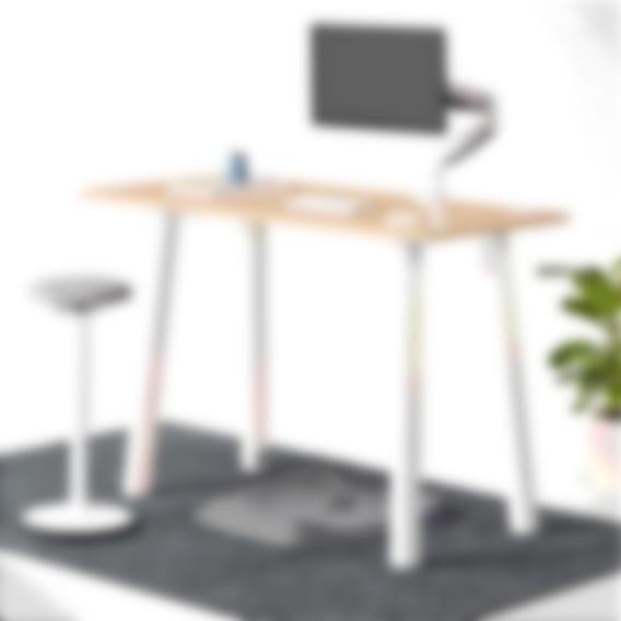 Boden Fixed-Height Standing Desk