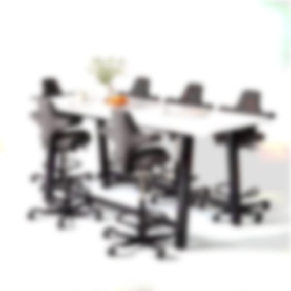 Colbe Standing-Height Conference Table