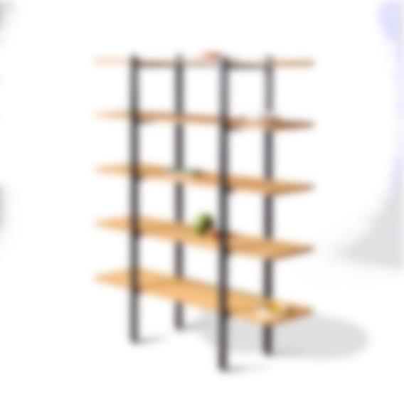 Colbe Bambus Regaleinheit