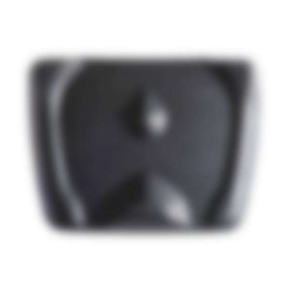 fully topo mini anti-fatigue mat black