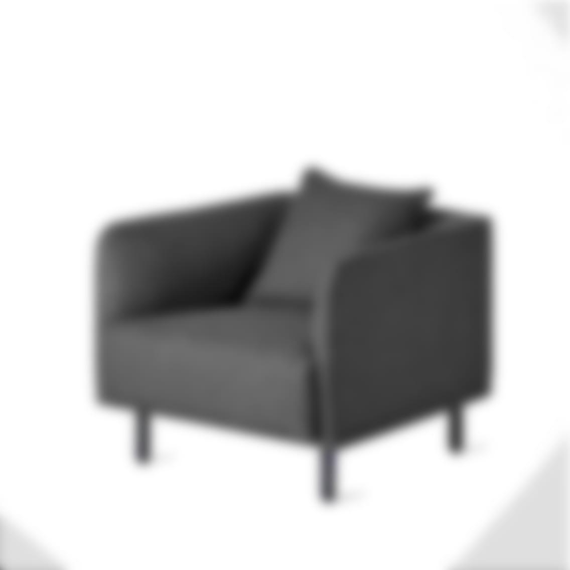 Freya Chair graphite