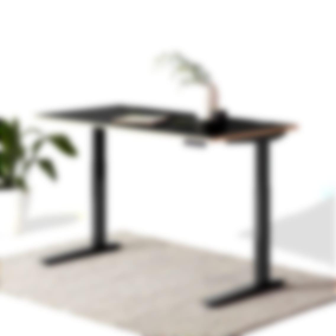 Designer ply - black top black frame