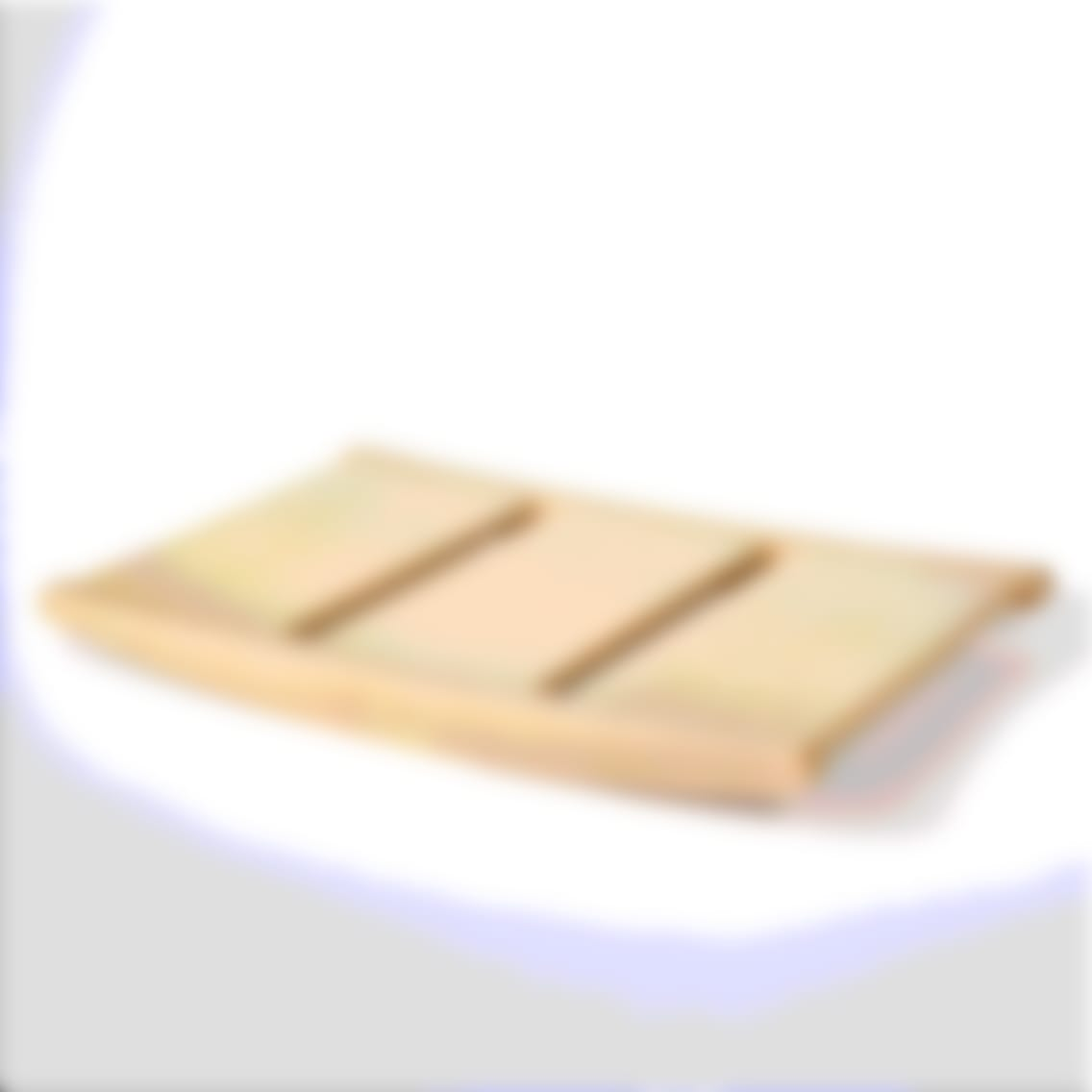 fully tic toc stand balance board natural diagonal view