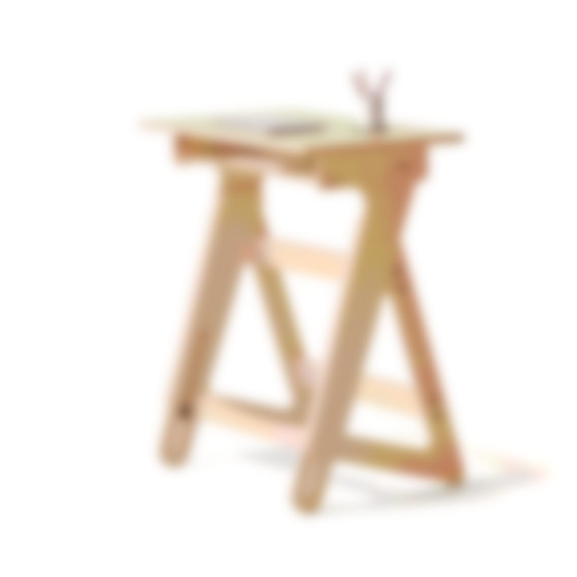 fully jaswig nomad standing desk with laptop