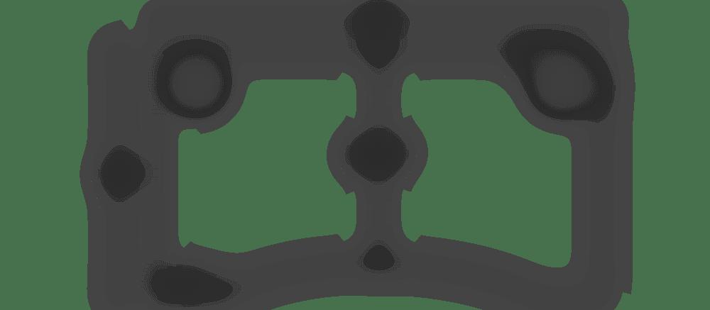 fully jarvis contour desktop spec 48x30 grommets