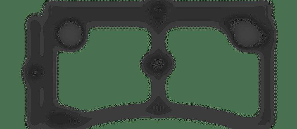 fully jarvis contour desktop spec 60x30 grommets