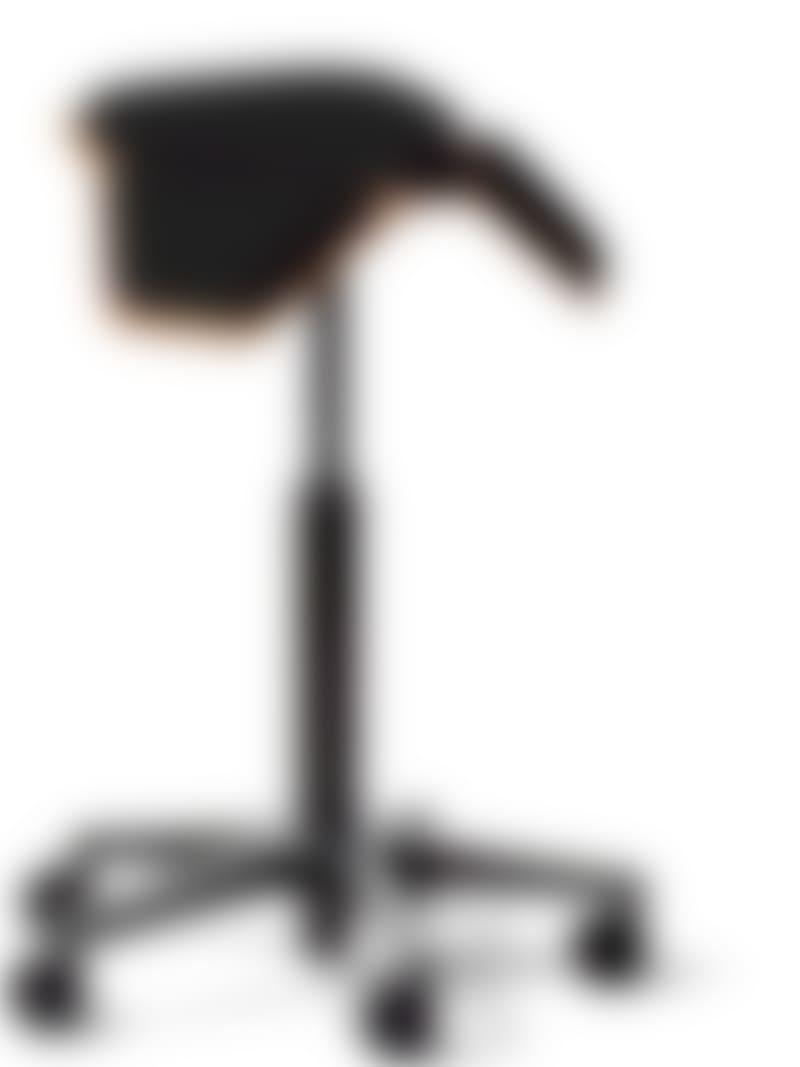 ILOA saddle chair with cushion