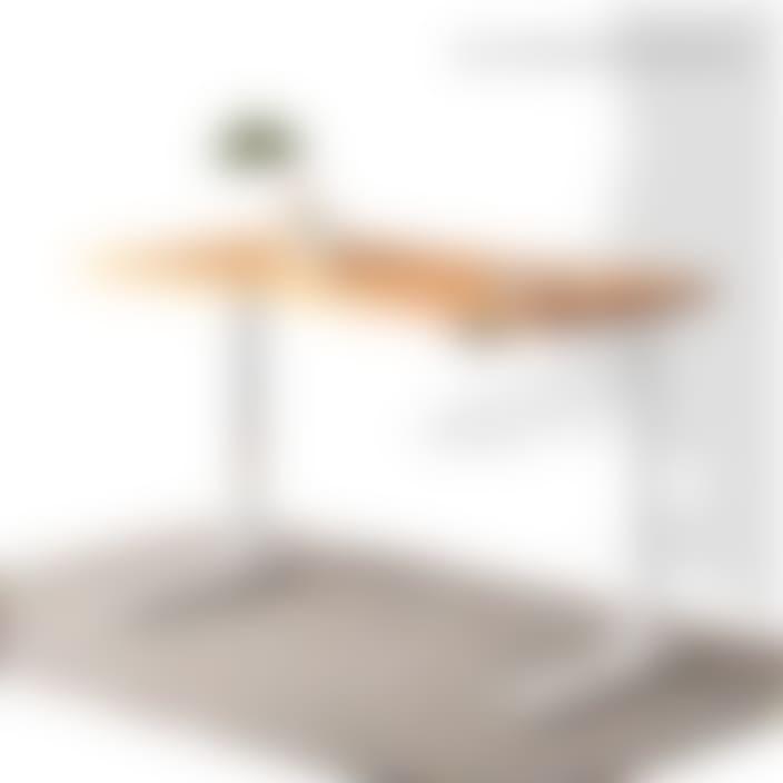 Jarvis Reclaimed Wood Heirloom standing desk