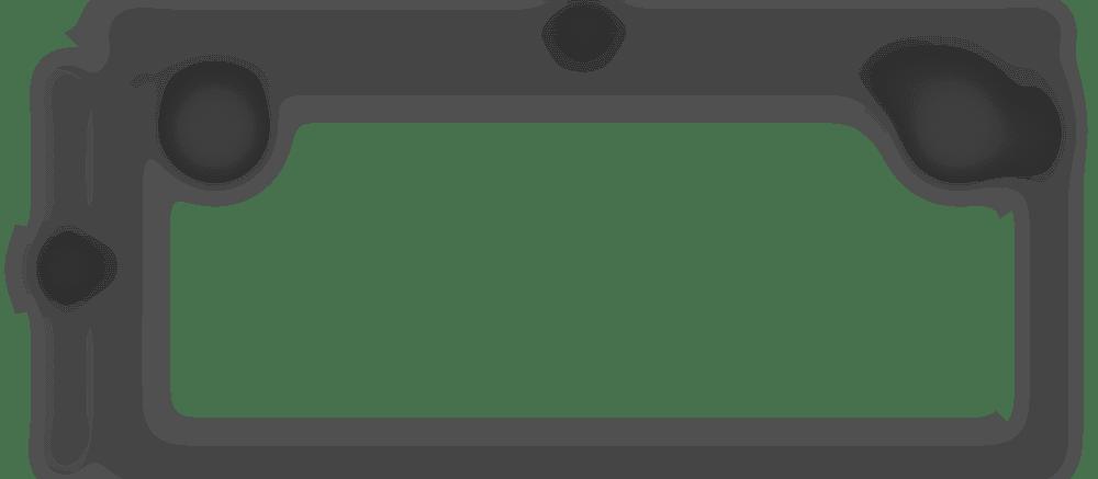 fully jarvis rectangle desktop spec 72x30 grommets